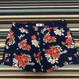 ✨5 Inch Floral Shorts✨